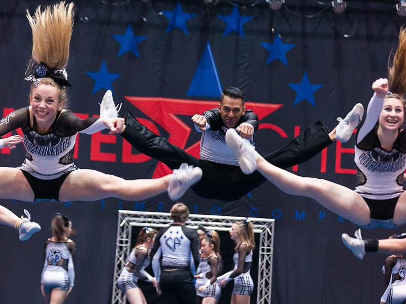 Nick at NCA with Prowlers